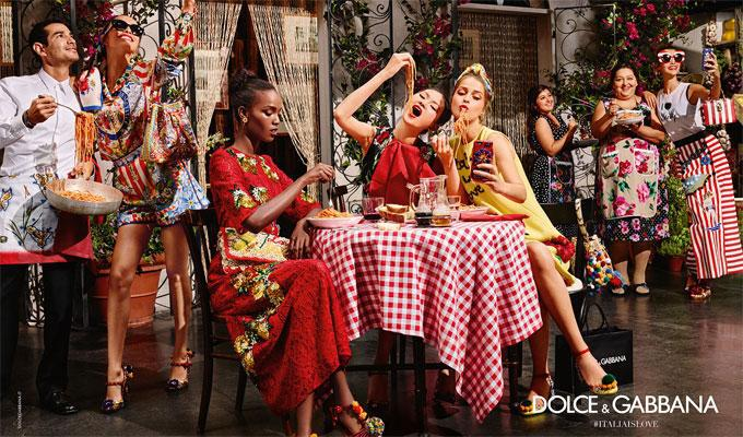 Homenage Personal a Dolce &Gabbana