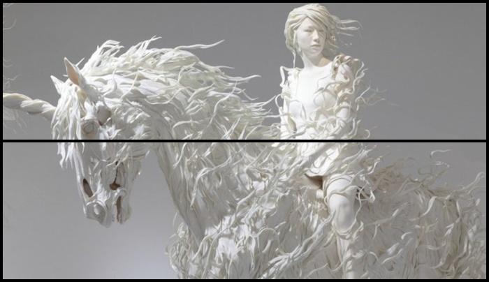 Odani Motohiko – Escultorfuturista
