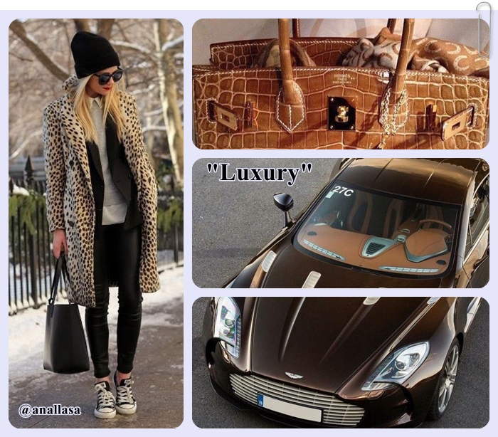 """LuxuryLifeStyle"" _ Fashion"
