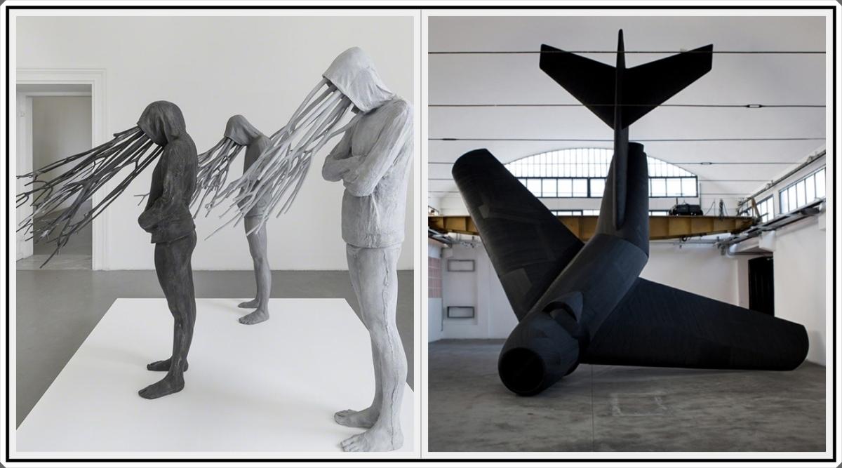 Paolo Grassino, artistacontemporáneo.