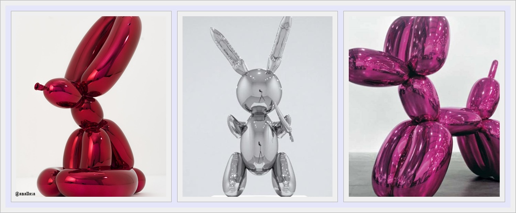 """""""Jeff Koons"""" – Artista contemporáneopolémico."""
